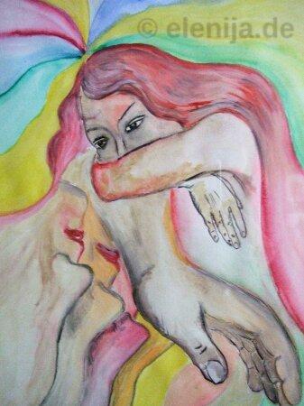 Der Atem der Muse, von Elenija