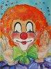 Das Lächeln des Clowns